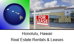 Honolulu Hawaii commercial real estate for lease