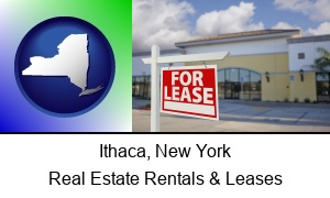 Ithaca New York commercial real estate for lease