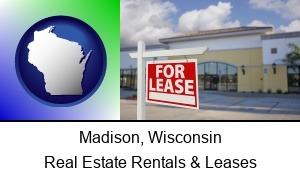 Madison, Wisconsin - commercial real estate for lease