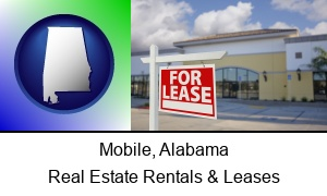Mobile, Alabama - commercial real estate for lease