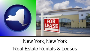 New York, New York - commercial real estate for lease