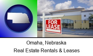 Omaha Nebraska commercial real estate for lease