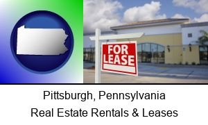 Pittsburgh, Pennsylvania - commercial real estate for lease