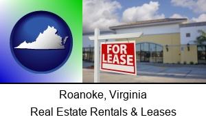 Roanoke, Virginia - commercial real estate for lease