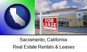 Sacramento, California - commercial real estate for lease