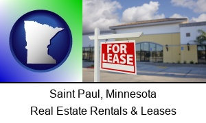 Saint Paul, Minnesota - commercial real estate for lease