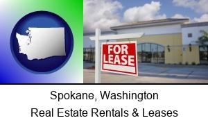 Spokane, Washington - commercial real estate for lease
