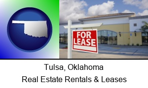 Tulsa Oklahoma commercial real estate for lease