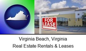 Virginia Beach, Virginia - commercial real estate for lease