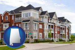 Alabama - luxury apartments