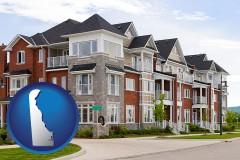 Delaware - luxury apartments