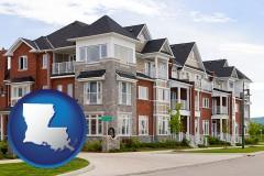 Louisiana - luxury apartments