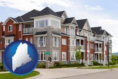 Maine - luxury apartments