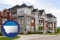Montana - luxury apartments