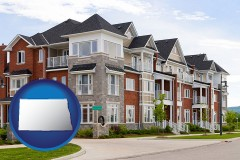 North Dakota - luxury apartments