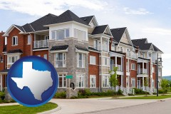 Texas - luxury apartments