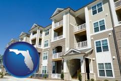 Florida - an apartment building