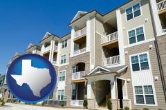 Texas - an apartment building