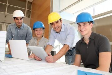 a building trades school