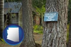 Arizona - rental cabins