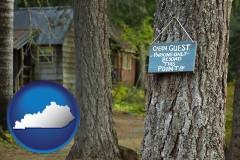 Kentucky - rental cabins