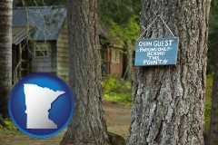 Minnesota - rental cabins