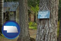 Nebraska - rental cabins