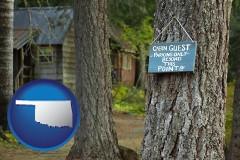 Oklahoma - rental cabins