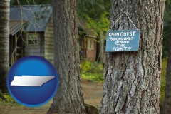 Tennessee - rental cabins