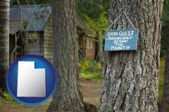 Utah - rental cabins