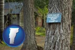 Vermont - rental cabins