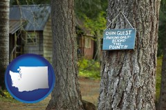 Washington - rental cabins