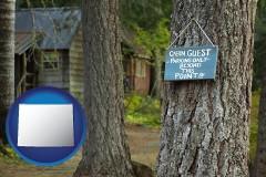 Wyoming - rental cabins