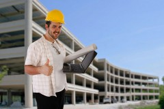 a commercial building inspection
