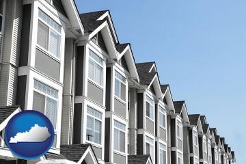 condominiums with Kentucky map icon