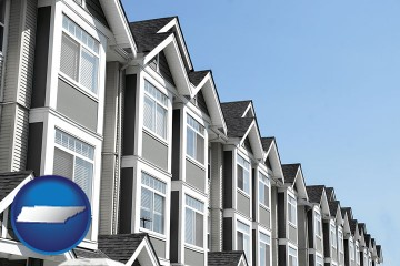 condominiums with Tennessee map icon