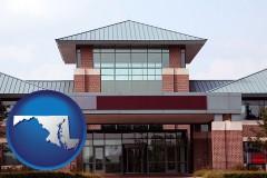 Maryland condominium office building