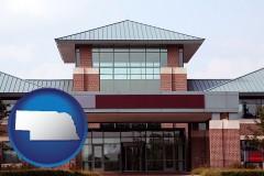 Nebraska condominium office building