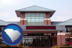 South Carolina condominium office building