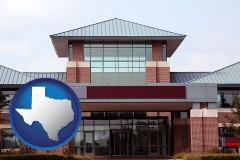 Texas condominium office building