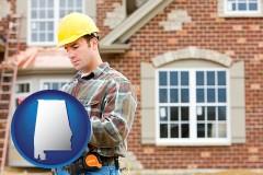Alabama - a home inspector