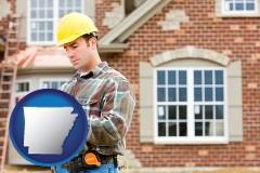 Arkansas - a home inspector
