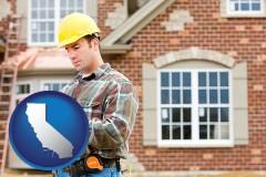 California - a home inspector