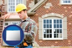 Colorado - a home inspector