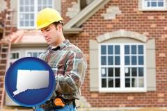 Connecticut - a home inspector