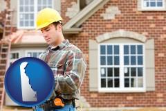 Delaware - a home inspector