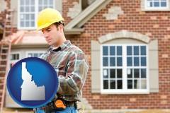 Idaho - a home inspector