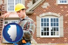 Illinois - a home inspector
