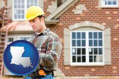 Louisiana - a home inspector