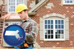 Massachusetts - a home inspector